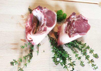 Côtelette d'agneau
